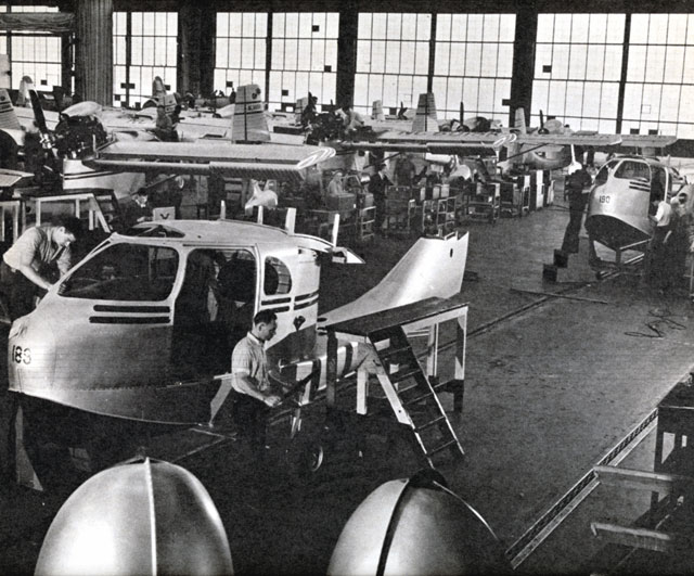 Repblic Seabee Production line